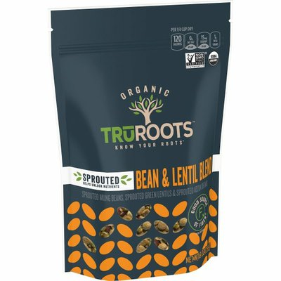 truRoots Bean & Lentil Blend, Organic, Sprouted