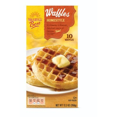 Breakfast Best Homestyle Waffles