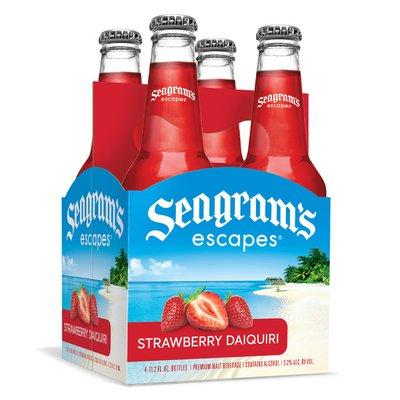 Seagram's Escapes Strawberry Daiquiri