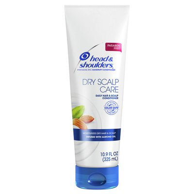 Head & Shoulders Head And Shoulders Dry Scalp Care Anti-Dandruff Paraben Free