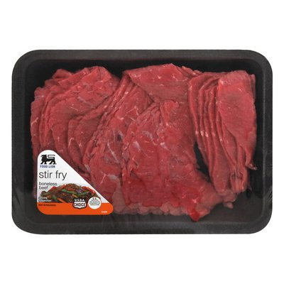 Boneless Beef Stir Fry