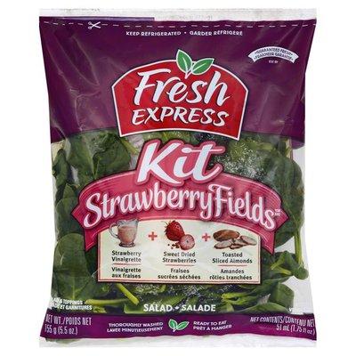 Fresh Express Salad Kit, Strawberry Fields