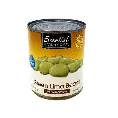 Essential Everyday Green Lima Beans