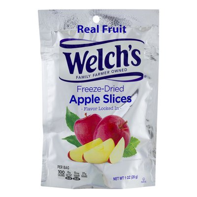 Welch's Freeze-Dried Apple Slices