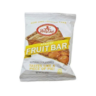 Betty Lou's Apricot Fruit Bar