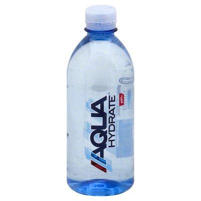 AQUAhydrate Water, Electrolyte Enhanced