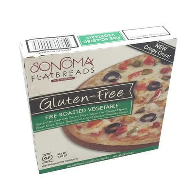 Sonoma Flatbreads Gluten Free Vegetable Pizza
