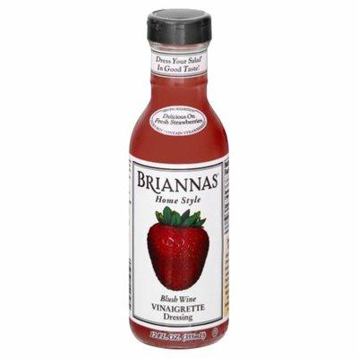 Brianna's Dressing, Vinaigrette, Blush Wine, Home Style