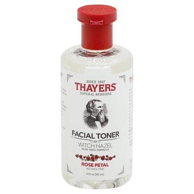 Thayers Facial Toner, Witch Hazel, Rose Petal