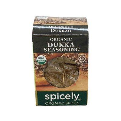 Spicely Organics Organic Dukka Seasoning