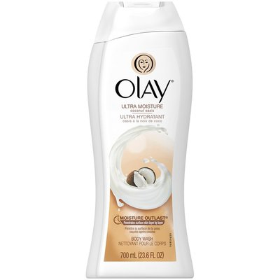 Olay Ultra Moisture Coconut Oasis Body Wash, Personal Cleansing