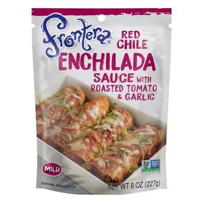 Frontera Red Chili Enchilada Cooking Sauce