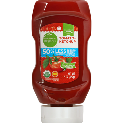 Simple Truth Organic Tomato Ketchup