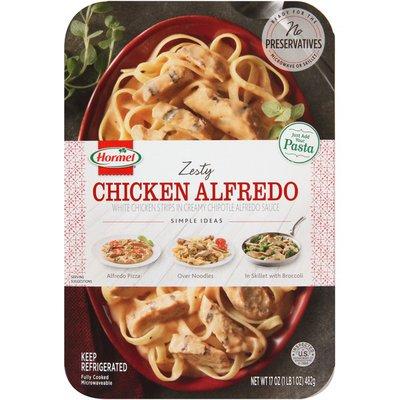 Hormel Zesty Chicken Alfredo