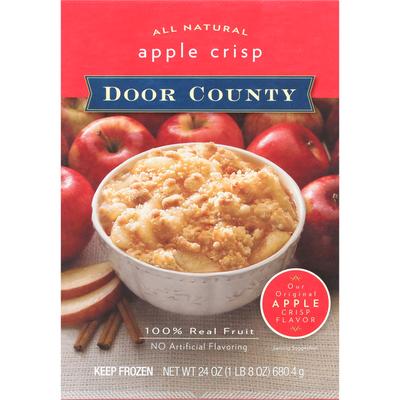Door County Apple Crisp, All Natural