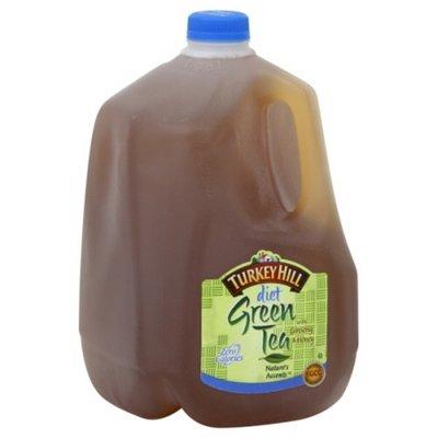 Turkey Hill Green Tea, Diet, with Ginseng & Honey