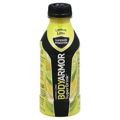 BODYARMOR SuperDrink, Lemon Lime