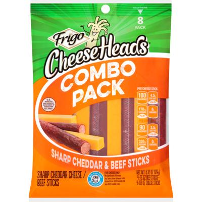 Frigo Cheese Heads Combo Pack