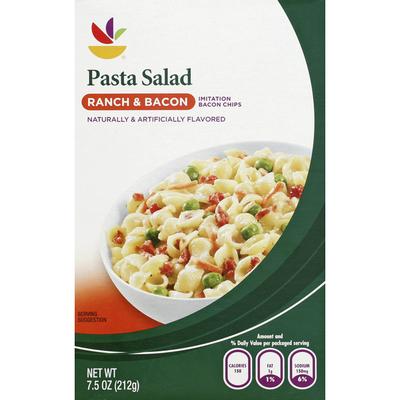 SB Pasta Salad, Ranch & Bacon