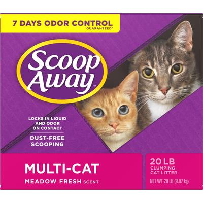 Scoop Away Clumping Cat Litter