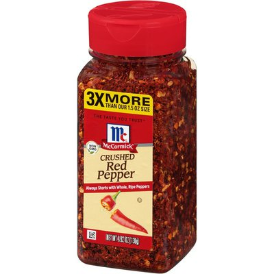 McCormick® Crushed Red Pepper