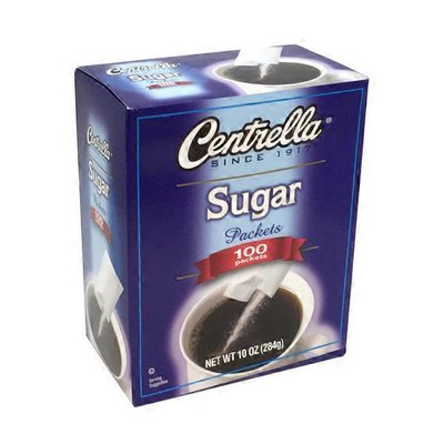 Centrella Sugar Packets