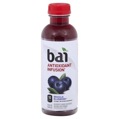 Bai Brasilia Blueberry, Antioxidant Infused Beverage