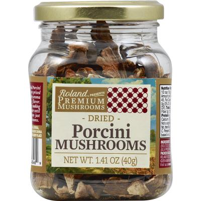 Roland Foods Mushrooms, Premium, Porcini, Dried