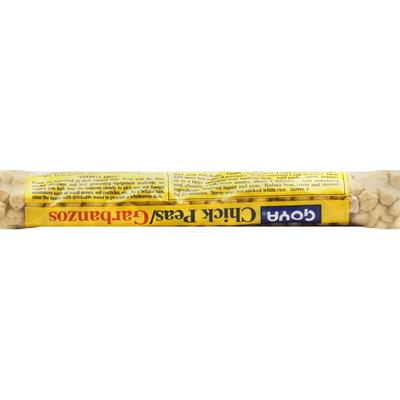 Goya Chick Peas, Garbanzos, Dry