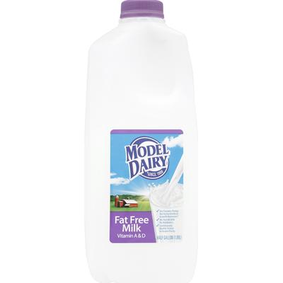 Model Dairy Milk, Fat Free