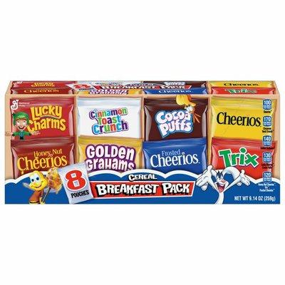 Breakfast Pack Multi-Pack With 8 Varieties