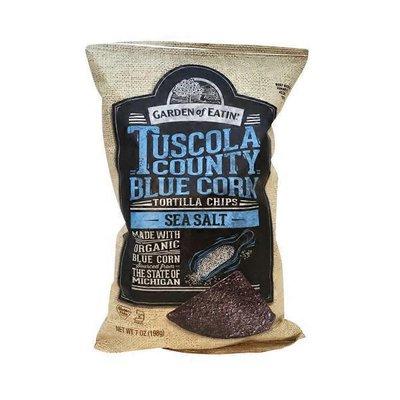 GARDEN OF EATIN' Tuscola Country Blue Corn Garden Of Eatin, Tuscola Country Blue Corn, Tortilla Chips, Sea Salt