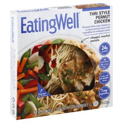 EatingWell Chicken, Peanut, Thai Style