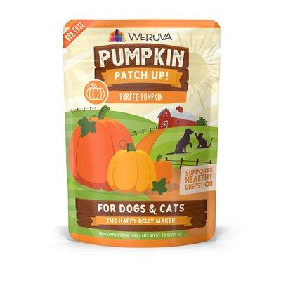 Weruva Pumpkin Patch Up!, Pumpkin Puree Pet Food Supplement