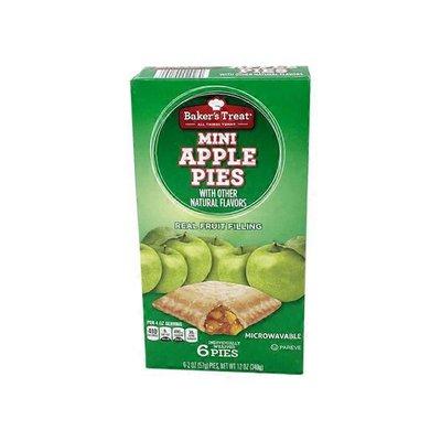 Baker's Treat Apple Lunchbox Pie