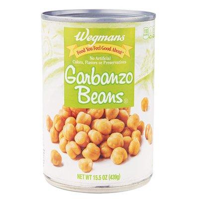 Wegmans Food You Feel Good About Garbanzo Beans