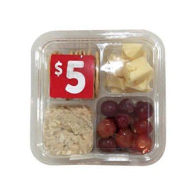 Sc Tuna Salad Snacker Tray