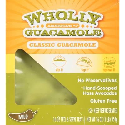 Wholly Guacamole Classic Guacamole