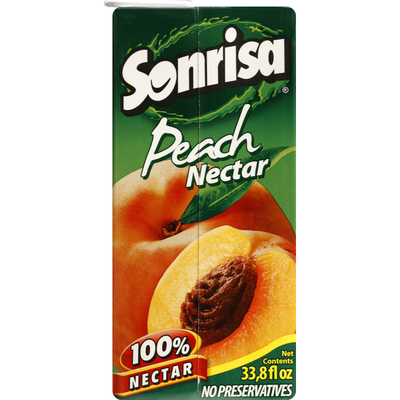 Sonrisa Nectar, Peach
