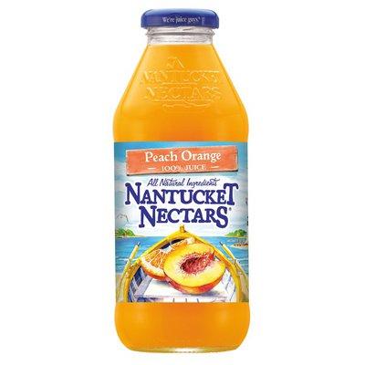 Nantucket Nectars Peach Orange Juice Drink