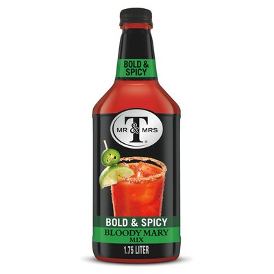 Mr & Mrs T Bold & Spicy Bloody Mary Mix