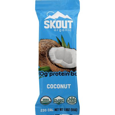 Skout Protein Bar, Coconut