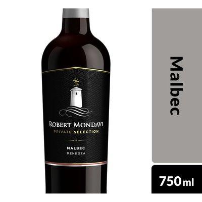 Robert Mondavi Private Selection Malbec Red Wine