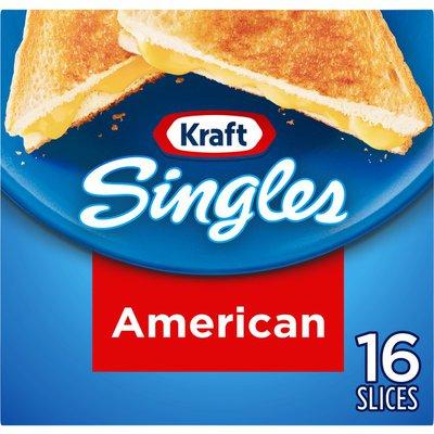 Kraft Singles American Cheese Slices