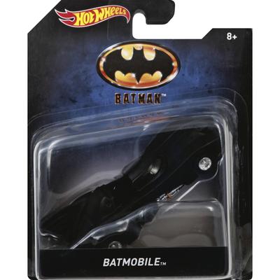 Hot Wheels Toy Car, Batmobile