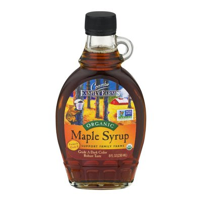 Coombs Family Farms Organic Grade A Dark Maple Syrup