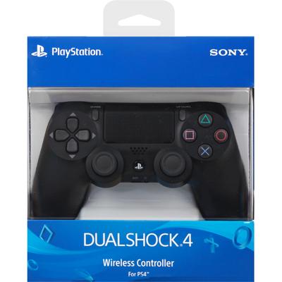PlayStation Wireless Controller, Jet Black