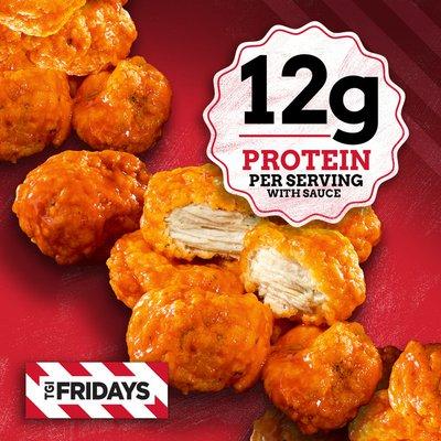 Tgif Buffalo Style Boneless Chicken Bites Frozen Snacks