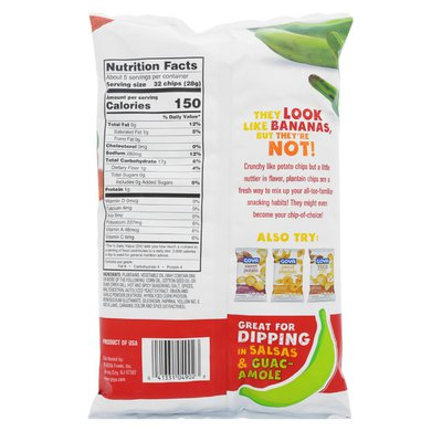 Goya Plantain Chips, Hot & Spicy