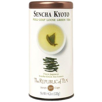 The Republic of Tea Sencha Kyoto Loose Leaf Green Tea